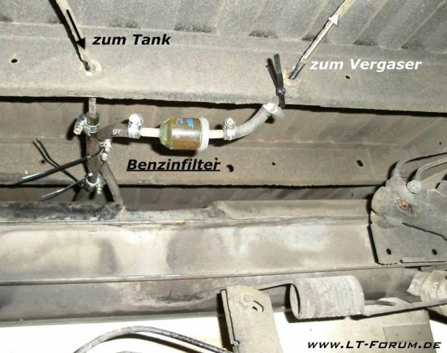 kraftstoffpumpe defekt